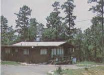 Camp Yorktown Bay Staff Cabin